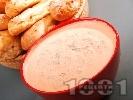 Рецепта Топеница от извара и чушки